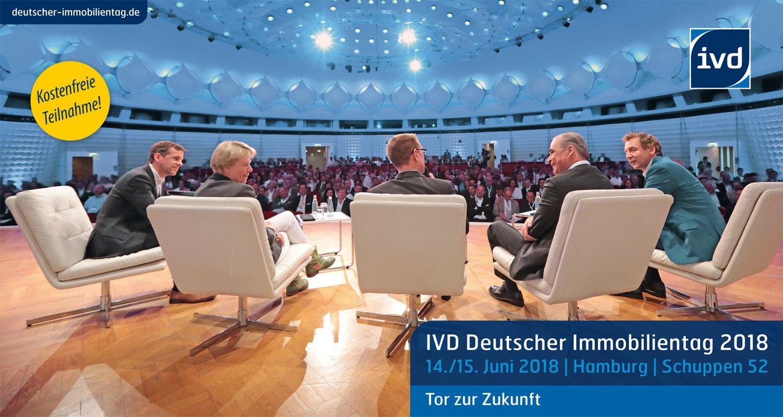 """Deutscher Immobilientag 2018: Doozer diskutiert mit bei Podiumsdiskussion zu """"Best Practice im Test"""""""